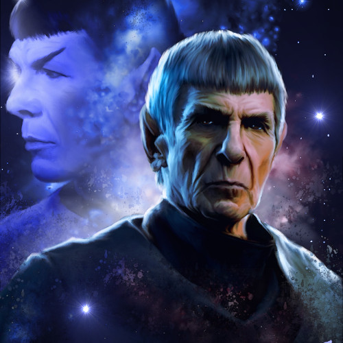 Spock Tribute
