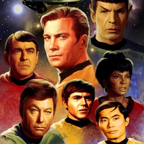 Trek Tribute