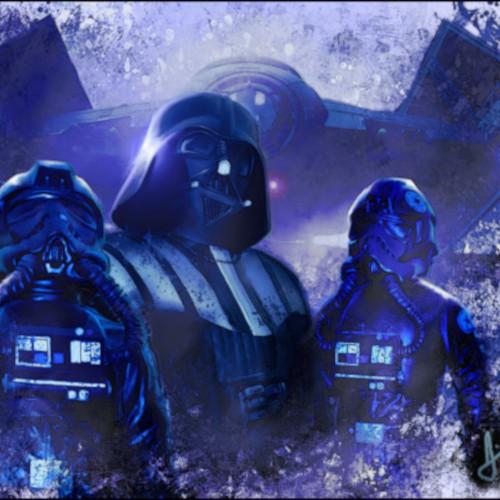 Vader Defends The Deathstar