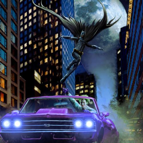 Joker Chase